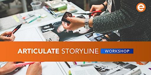 2020 Articulate Storyline Course - Melbourne October Intake