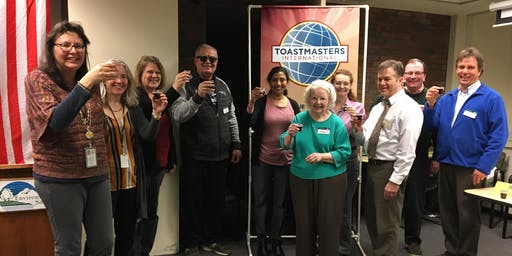 Toastmasters and NH Fish & Game open house