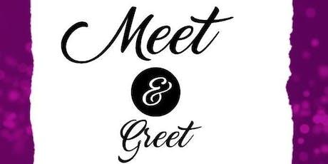 MSK Meet & Greet tickets