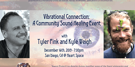 Vibrational Connection: A Community Sound Healing Event tickets