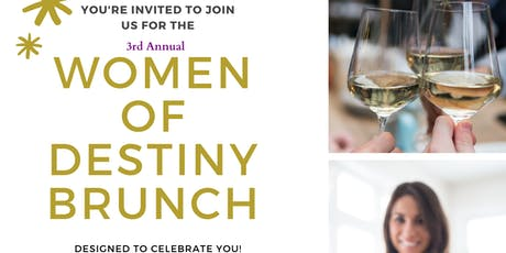 Women of Destiny Brunch tickets