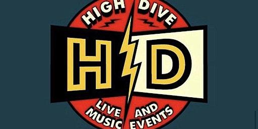 High Dive Season Pass - Spring 2020