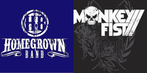 Homegrown with Monkey Fist