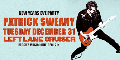 New Year's Eve with Patrick Sweany tickets