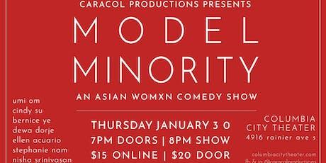 Model Minority: an asian womxn comedy show tickets