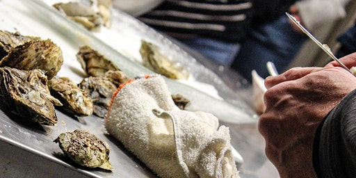 Intro to Oysters at Coastal Seafoods