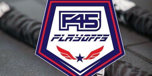 F45 Training Santa Rosa Bennett Valley Playoffs