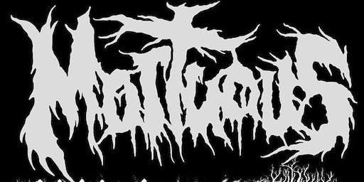 "Mortuous & Ghost Town ""Despondency"" Beer Release"