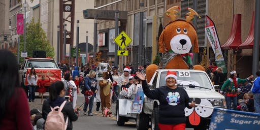 Downtown Fresno Christmas Parade Cleanup