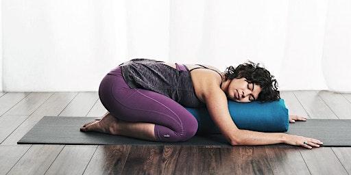 Holiday Rise & Shine Gently: Yoga with Linda
