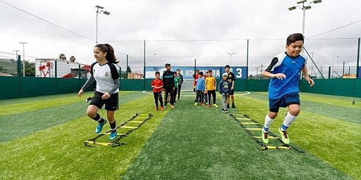 Free Kids Soccer Coaching - Goals Covina