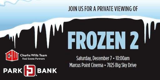 Private Screening of Frozen 2