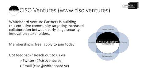 CISO Ventures Panel: Boston 2020 tickets