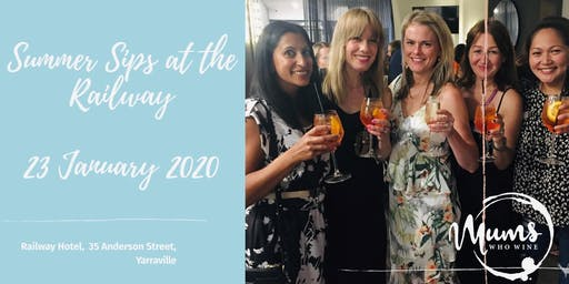 Summer Sips at the Railway