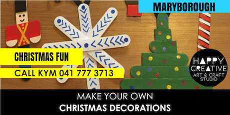 Christmas Decorations tickets