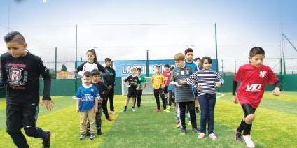 FREE Kids Soccer Coaching - Goals South Gate