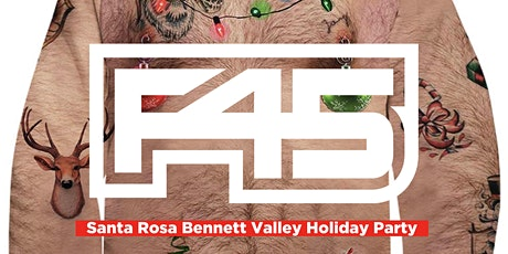 F45 Santa Rosa Bennett Valley Ugly Sweater Holiday Party tickets