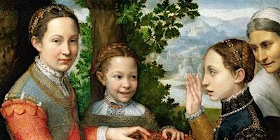 Renaissance Artist Sofonisba Anguissola