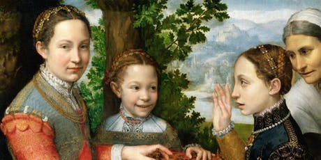 Renaissance Artist Sofonisba Anguissola tickets