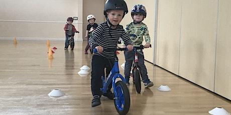 Balance Bike Course (Sat 18th, 25th Jan, 1st & 8th February) - 2.00-2.45pm tickets