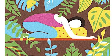You Gotta Nourish to Flourish- Restorative Yoga with CBD Tea tickets