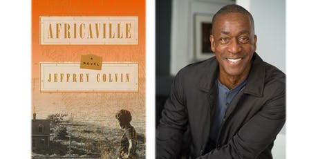 Book Launch: Africaville with Jeffrey Colvin tickets
