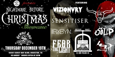 Nightmare Before Christmas Showcase tickets