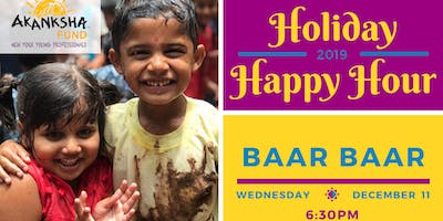 The Akanksha Fund - New York Young Professionals Holiday Happy Hour
