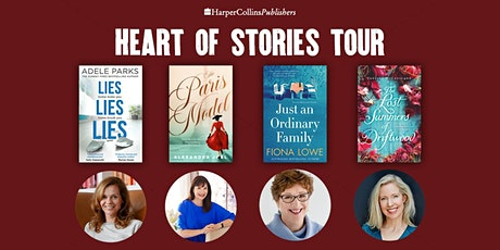 The Heart of Stories Tour (Kurri) tickets