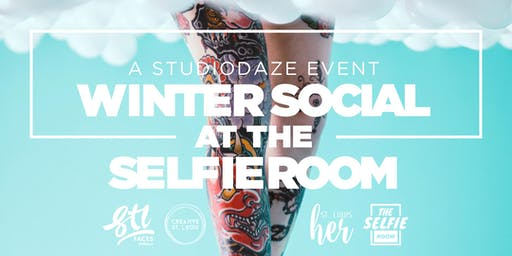 Winter Social at The Selfie Room