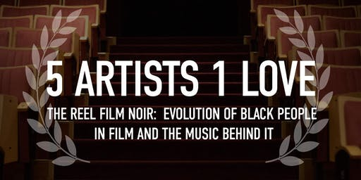 5 Artists 1 Love Music Show
