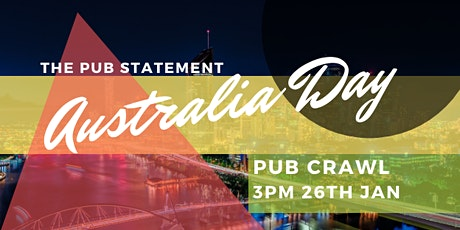 Australia Day Pub Crawl tickets