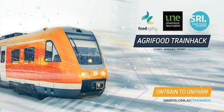 Agrifood TrainHack tickets
