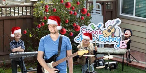 NORTHSIDE: Holiday Rock Concert with Sean's Music Factory (All Ages)