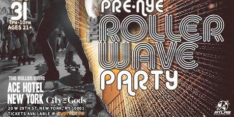 The Roller Wave: New Years Eve Roller Disco tickets