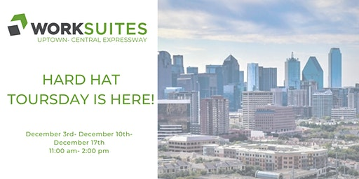 It's TOURSDAY at WorkSuites- Central Expressway