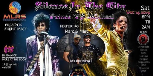 Silencio Prince VS Michael Jackson