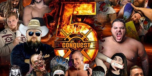 Pro Wrestling Conquest 5