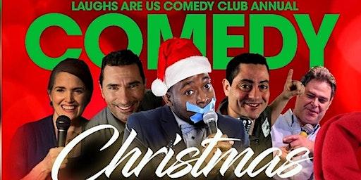 Laughs R Us Comedy & Kool Mike Ski * Annual *Comedy Christmas & Winter Driv