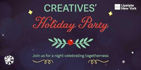 Creatives' Holiday Party tickets