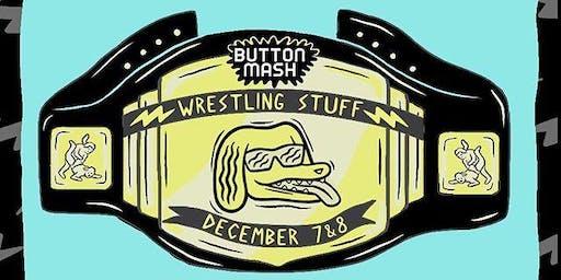 Wrestling4Sale  Pro Wrestling Merch w/ Violent Miracle at ButtonMash
