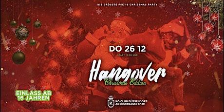 Hangover ✘ Christmas Edition  tickets