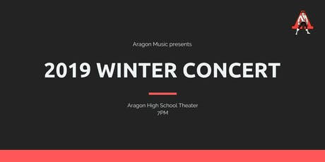 Aragon High School: There's Still My Joy (Winter Concert) tickets