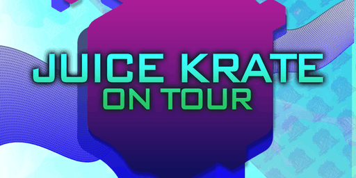 Juice Krate on Tour