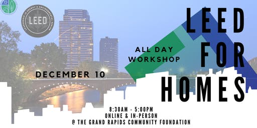 All-Day LEED for Homes Workshop
