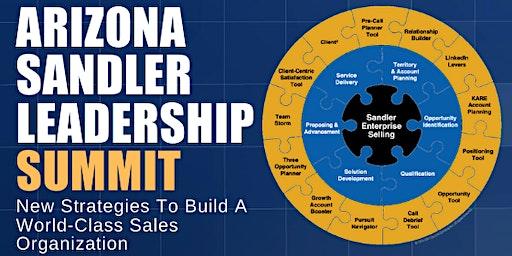 Arizona Sandler Leadership Summit