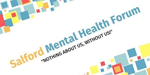 Salford Mental Health Forum Panel Event