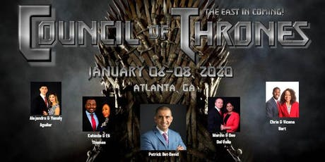 EAST COAST BUSINESS CONFERENCE: COUNCIL OF THRONES - THE EAST IS COMING! tickets