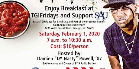 Wake Up at Fridays Pancake Breakfast tickets