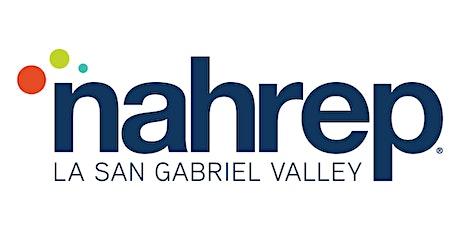 NAHREP LA San Gabriel Valley: Installation Gala tickets